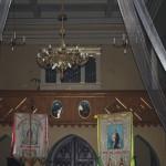 Widok na chór 2