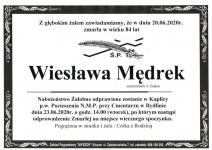 WiesławaMędrek1