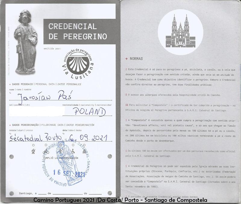 2. Paszport Pielgrzyma 2