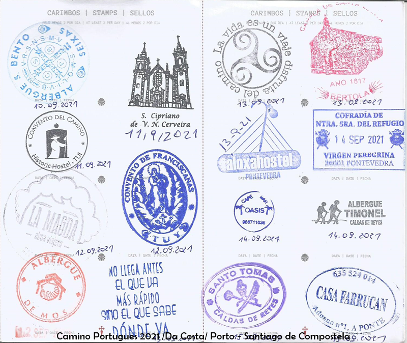 4. Paszport Pielgrzyma 4
